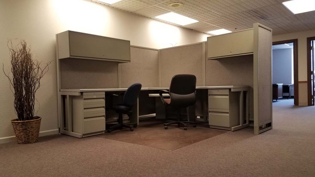 Hennessy 4th Cubical Area