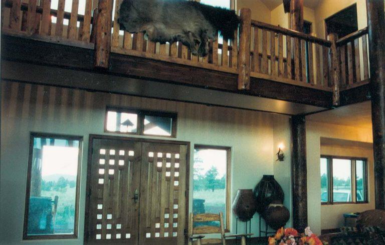 Prairie Style Custom Residence