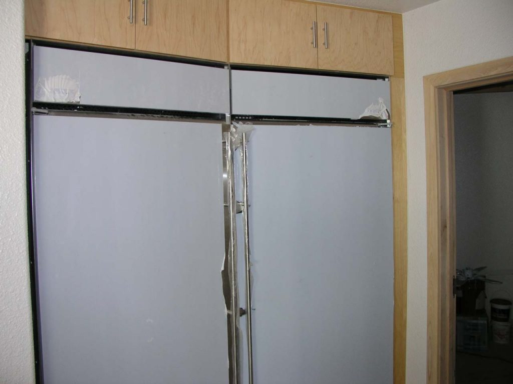 SIDE-BY-SIDE COMMERCIAL REFRIGERATORS